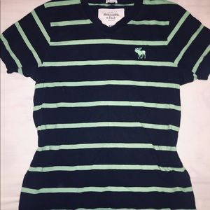 Boys Abercrombie and Fitch Tee Size XXL